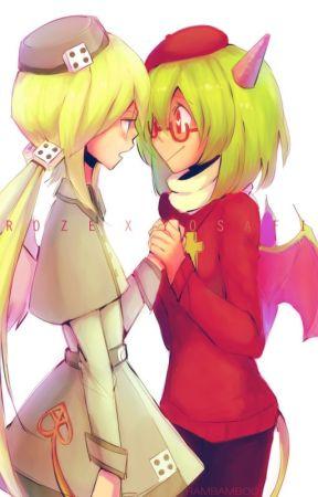  NSFW  { Mogeko ~ Girl x Girl Oneshots } by Cross-Dead