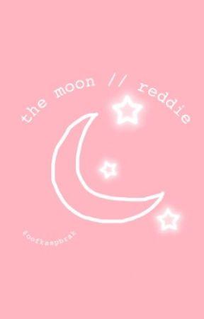 the moon / reddie by oofkaspbrak