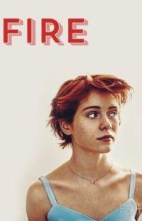 Fire(Sophia lillis X reader) cover