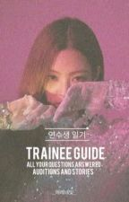 Trainee Guide | Diary  by Crime_Kun