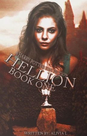 HELLION ↝ GOBLET OF FIRE [1] by justanillusion