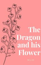 The Dragon and his Flower by c4pta1n