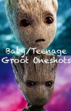 Baby/Teenage Groot Oneshots by mochi_tootsie