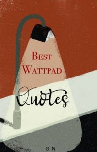 Best Wattpad Quotes cover