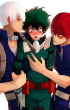 「One For Two」[TodoDeku] by -MeepMorp-