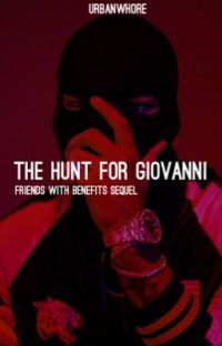 The Hunt For Giovanni. cover