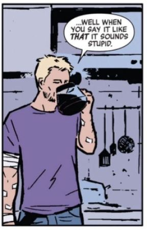 Living As Clint Barton || INSTAGRAM || by xX_hawkward_Xx