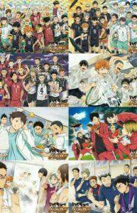 Anime x Reader Os cover