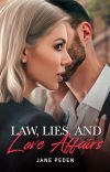 Law, Lies, and Love Affairs cover
