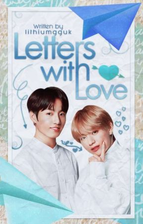 Letters With Love  ✧ Taekook by lithiumgguk