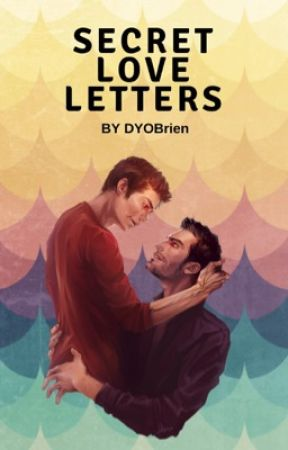 Secret love letters by DYOBrien