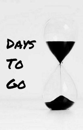 Days To Go (SLOW UPDATES....) by dishsoapjohny