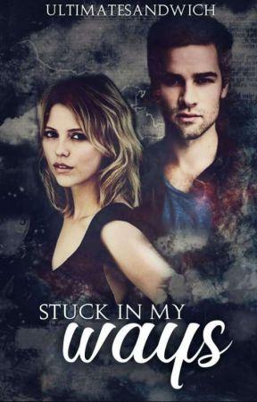 Stuck In My Ways | Frucien by ultimatesandwich