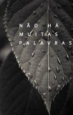 Não Há Muitas Palavras by FalaCarola