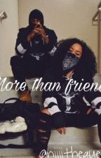More than friends by niiithequeen