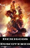 Demigods Discovered ) (Percy Jackson No Mist) cover