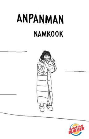 Anpanman (NamKook) by BangtanBurger