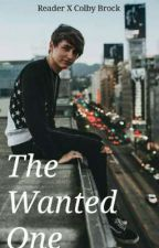 the wanted one//reader X colby brock by traph0use