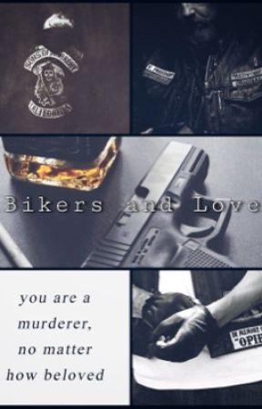 Bikers and Love: Chibs Telford x reader by DevilsMischief