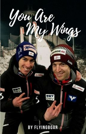You Are My Wings   A Kraftboeck Story by flyingboar