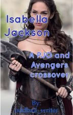 Isabella Jackson-A PJO And Avengers crossover by oddball_writer