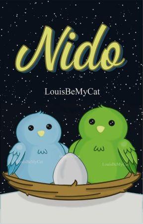 Nido ❁ Larry (Omegaverse) by LouisBeMyCat