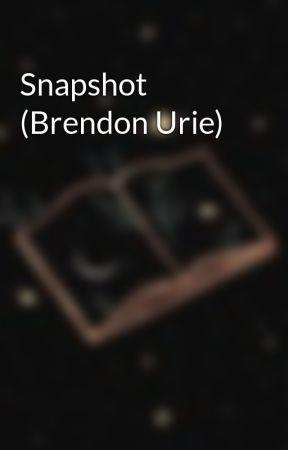 Snapshot (Brendon Urie) by EvangelinePerkins