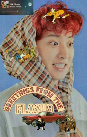 Greetings From The Flash9 || Chanbaek  by Pachichann