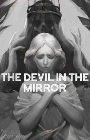 The Devil in the mirror by SongMiYeong