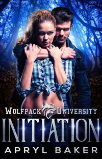 Initiation (A Wolfpack U Novel) cover