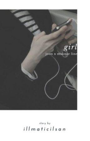 girl ⇝ joon x maknae line by joomatic