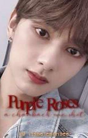purple roses || a chanbaek one shot by itsmelemongee