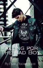 Falling For The Bad Boy  by larryisrealfuckers