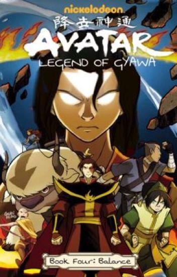 Legend of Gyawa: Book Four - Balance ✔️