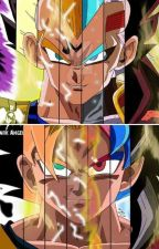 Goku y un universo paralelo amor por Caulifla by user87303762
