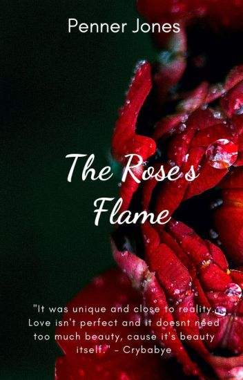 The Rose's Flame