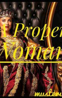 A Proper Woman cover