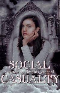 I. social casualty   blaise zabini ✔️ cover