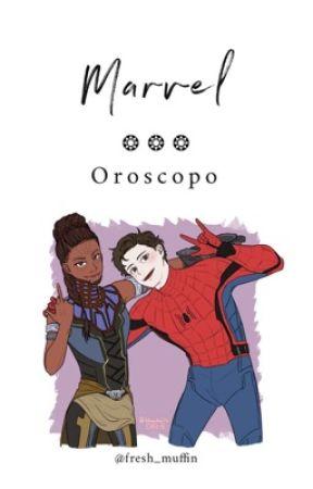 Marvel |☆ oroscopo ☆| #Wattys2019 by fresh_muffin
