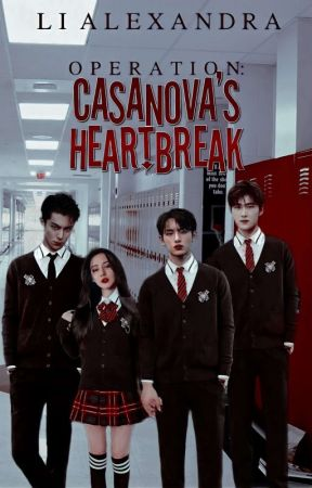Operation: Casanova's Heartbreak by JiaHeng-