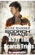 A5 // The Scorch Trials by aewhite624