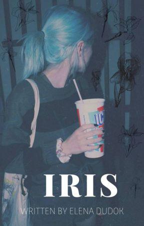 IRIS-završena by bluecaterpillar