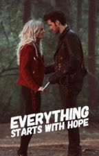 """""""Everything Starts With HOPE"""" [Captain Swan] by littlecaptainswan"""