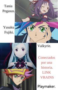 Conectados por una historia. Yusaku Fujiki x Reader. cover