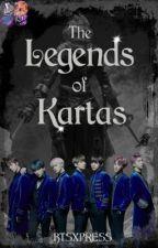 The Legends of Kartas | BTS by BTSXPRESS
