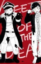 Zombie!Osomatsu San x Reader: Matsulypse by Randomdere