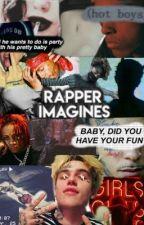 Rapper Imagines (Finished) by ivyroseposin