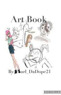 Art Book! (Cause I wanna share my drawings with you guys) cover