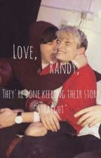 Love, Randy. They're done keeping their story STRAIGHT☀ [COMPLETED] by faultyfovvs