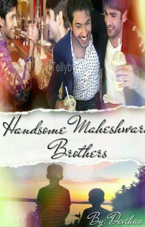Handsome Maheshwari Brothers! by the__fantasizer